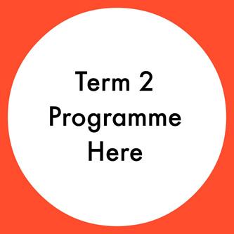 Term 2, 2019 Programme
