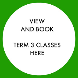 Term 3, 2019 Classes. T2 families book from 10am 24.6.19. New families 25.6.19