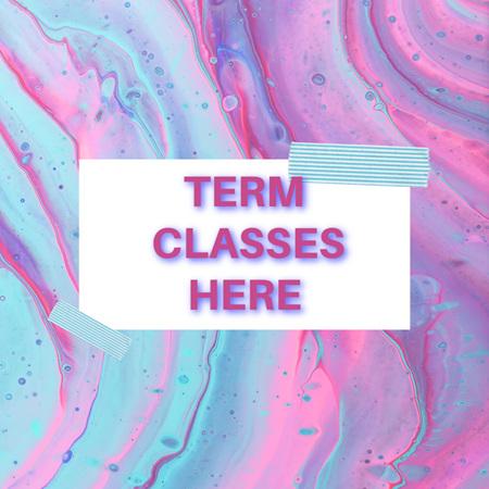 TERM 3, 2021 CLASSES HERE