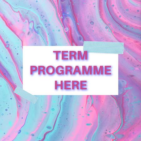 TERM 3 2021 PROGRAMME