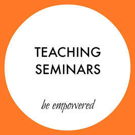 TERM 3 TEACHING SEMINARS