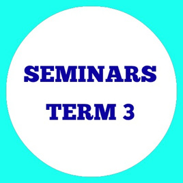 TERM 4 TEACHING SEMINARS