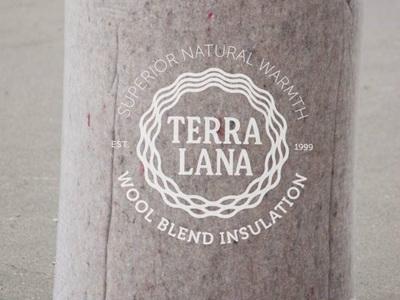 Terra Lana Masonry Wall Insulation R1.0 40mm for spacings at 600mm centres