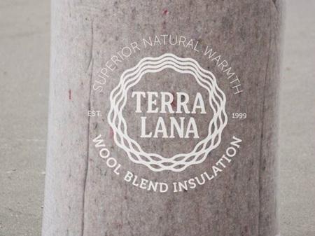 Terra Lana Underfloor Insulation R1.8 100mm for Timber Subfloor Structures