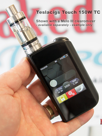Teslacigs Touch 150W TC Box MOD