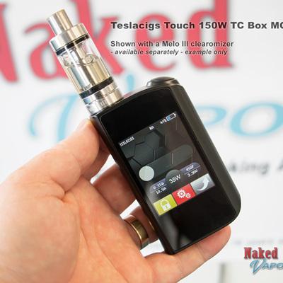 Teslacigs Touch 150W TC Box MOD