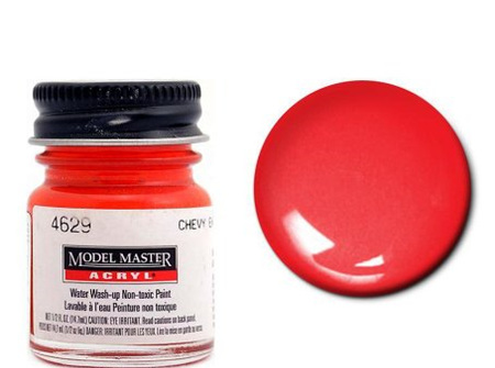 Testors Model Master Acrylic Paints