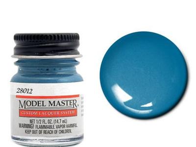 Testors Model Master Automotive Lacquer Chrysler Engine Blue