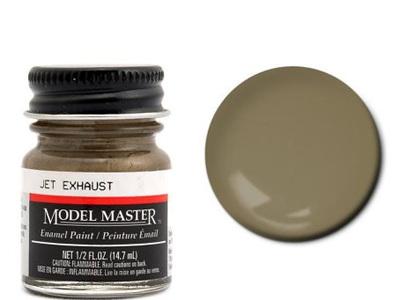 Testors Model Master Enamel Jet Exhuast