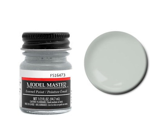 Testors Paint Model Master Enamel Aircraft Gray FS16473