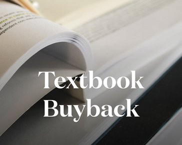 Textbook Buyback List