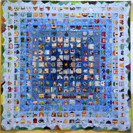 That Town and Country Quilt