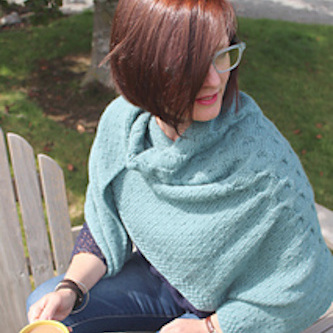The Apiarist Shawl by Hanging Rock Roost - Pattern