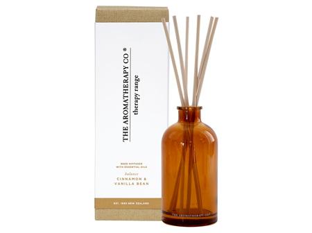 The Aromatherapy Company Cinnamon & Vanilla Bean Diffuser 250ml