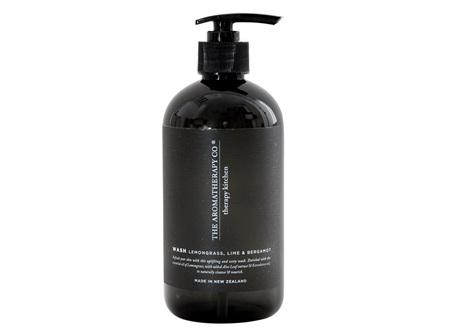 The Aromatherapy Company Lemongrass & Lime & Bergamot Hand Wash 500ml