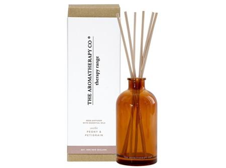 The Aromatherapy Company Peony & Petitgrain Diffuser 250ml