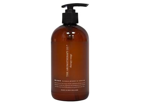 The Aromatherapy Company Sandalwood & Cedar Hand &Body Wash 500ml
