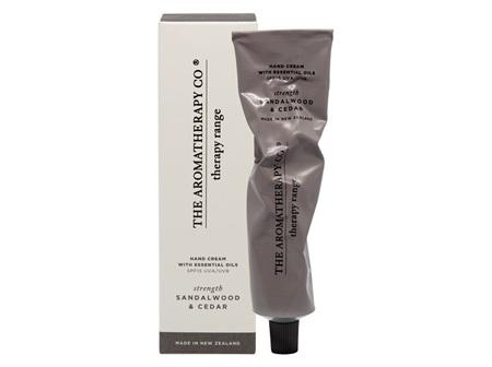 The Aromatherapy Company Sandalwood & Cedar Hand Cream 75ml