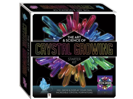 The Art and Science of Crystal Growing Starter Kit