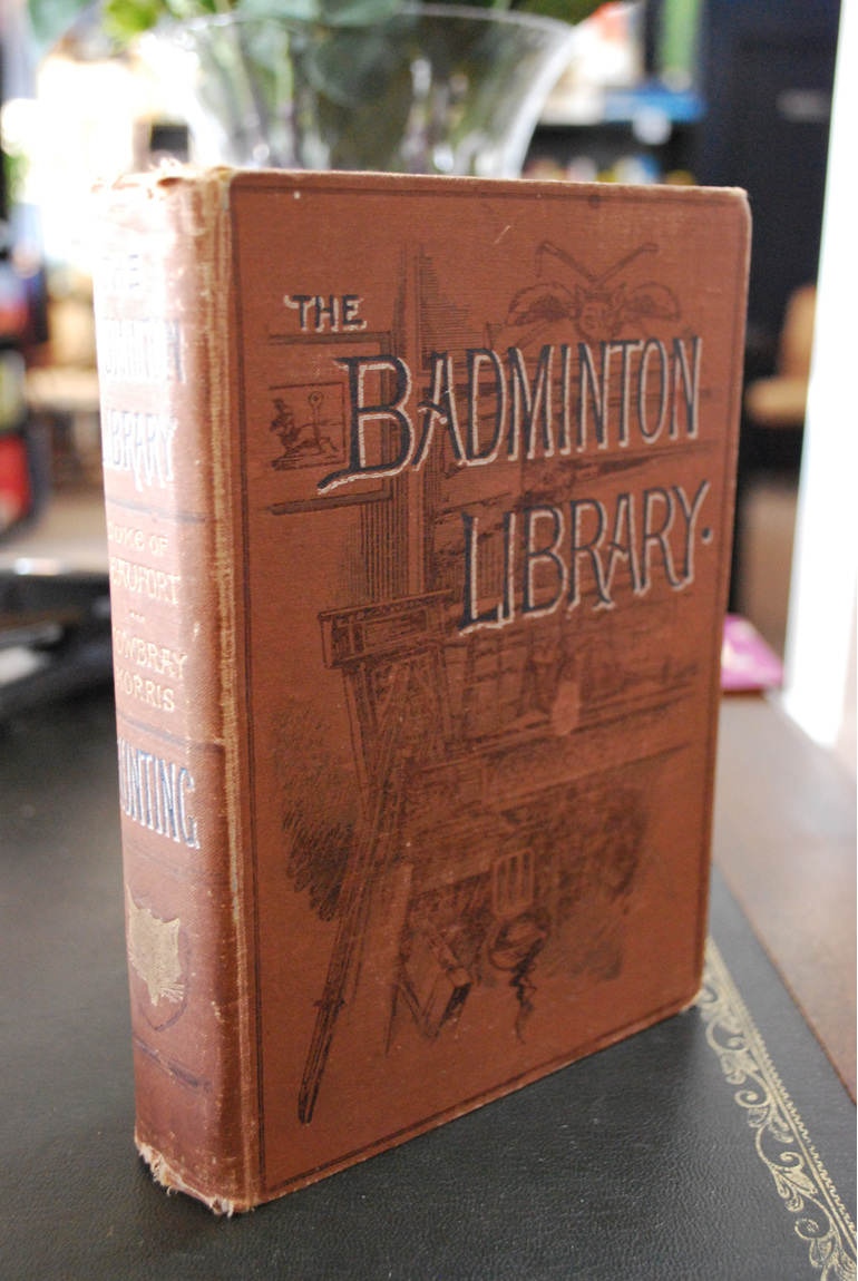The Badminton Library
