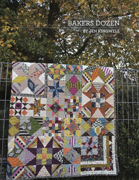 The Baker's Dozen Booklet