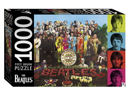 The Beatles Jigsaw Sergeant Pepper's Lonely Hearts Club Band