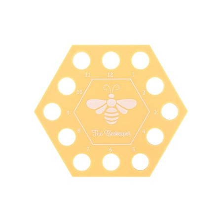 The Beekeeper's Thread Minder and Guide Set