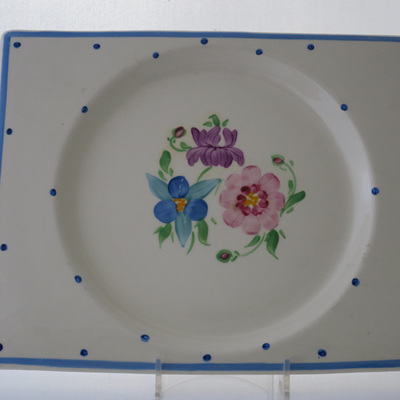 The Biarritz plate