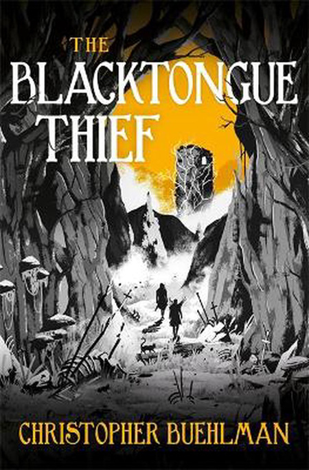 The Blacktongue Theif