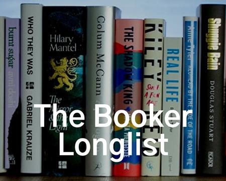 The Booker Longlist