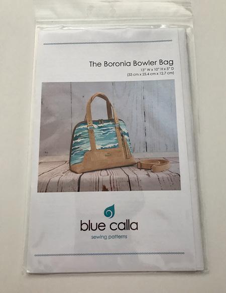 The Boronia Bowler Bag Pattern