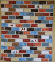 The Brick Wall by GourmetQuilter Starter Kit