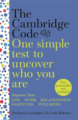 The Cambridge Code: One Simple Test To Uncover Who You Are