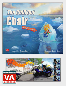 The Chill Out Chair - Big Book