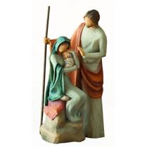 The Christmas Story,  Mary, Joseph and Jesus