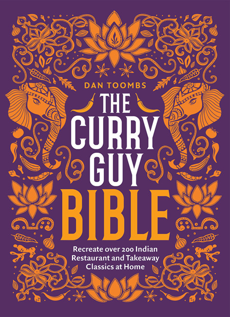 The Curry Guy Bible (pre-order)