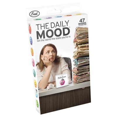 THE DAILY MOOD CALANDER