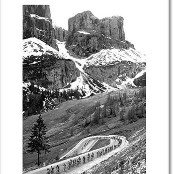 The Dolomites - 1987 Giro d'Italia