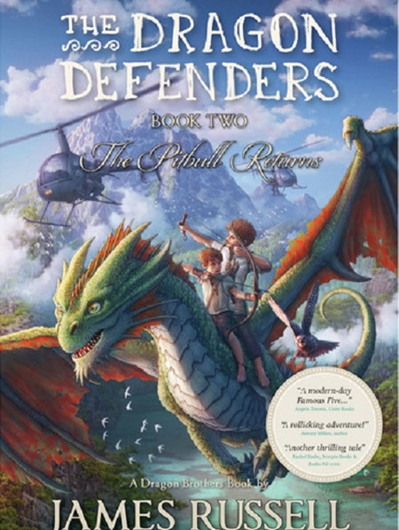 The Dragon Defenders - Book 2