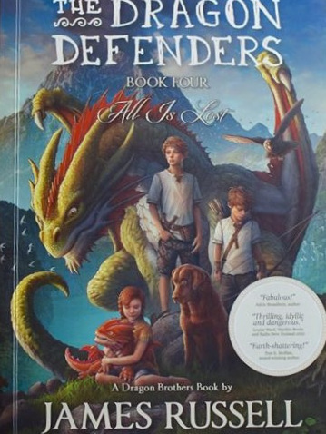 The Dragon Defenders - Book 4