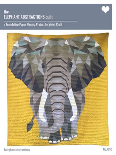 The Elephant Abstractions Quilt Pattern