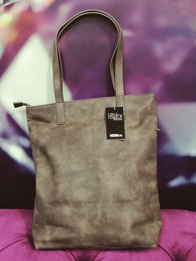 The Fendalton Tote Bag - Brown