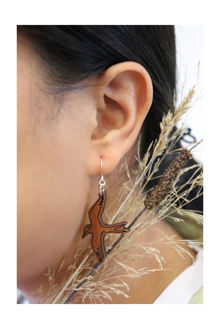 The Gaia Collection earrings