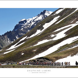 The Galibier - Dauphine-Libere