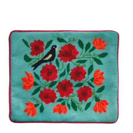 The Garden Tui Cushion Kit by Jennifer Pudney