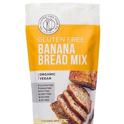 The Gluten Free Co Banana Bread Mix 400g