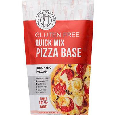 The Gluten Free Co Pizza Base Mix 350g
