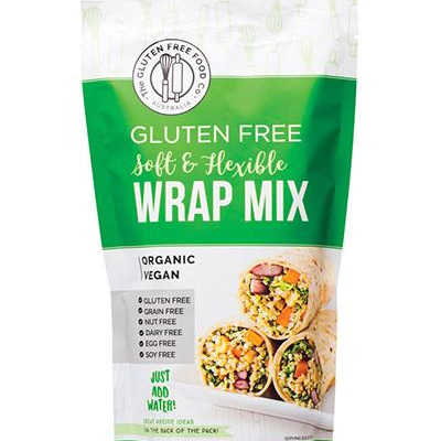 The Gluten Free Co Wrap Mix 350g