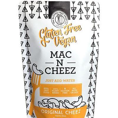 The Gluten Free Food Co Mac N Cheez Original 200g