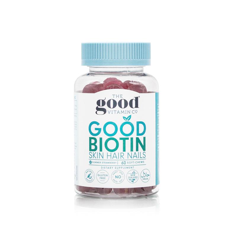 The Good Vitamin Co Good Biotin Skin Hair Nails